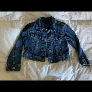Levi Crop Jacket